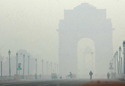 early morning delhi