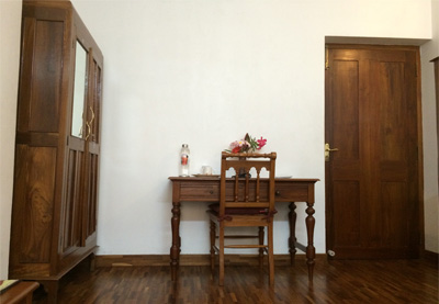 pondicherry accommodation, double room