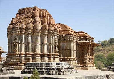Nagda Eklingji Temples