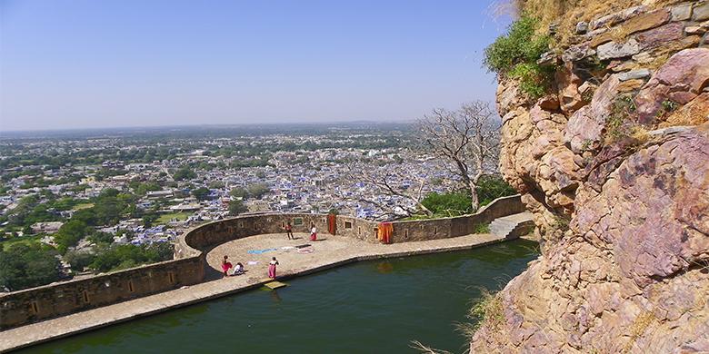 View-From-Chittorgarh-Fort