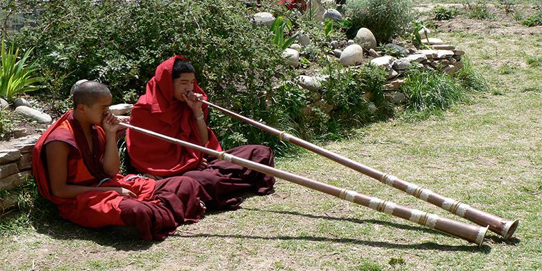 Dechen-Phodrang-Monastery