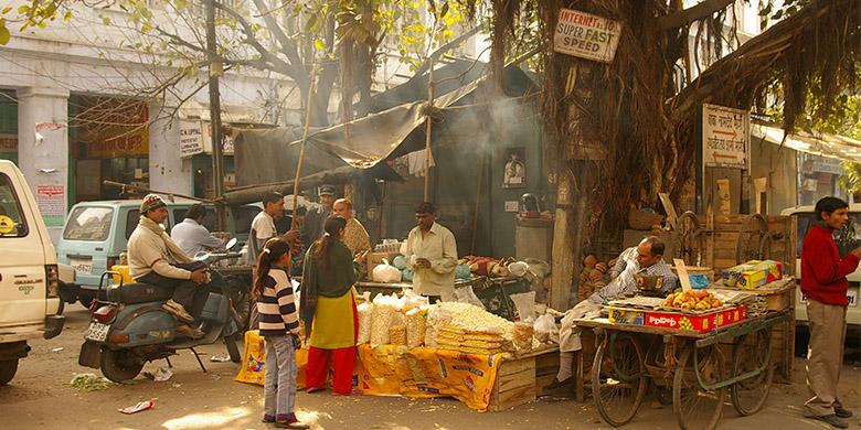 Delhi-In-morning