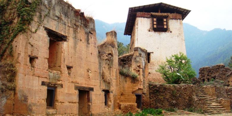 Drugyal-Dzong