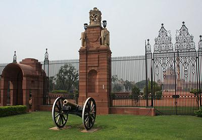 Eight Cities of Delhi