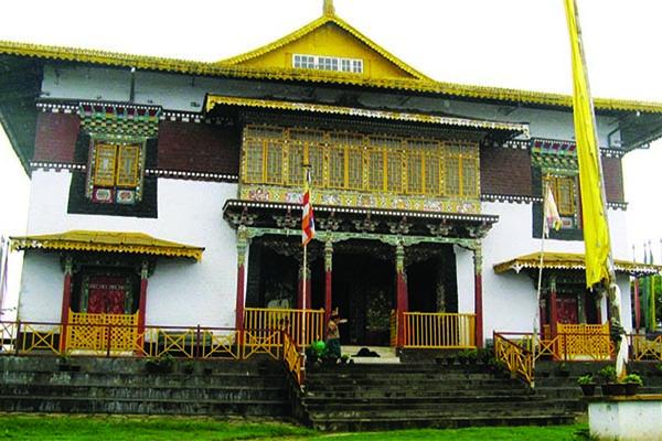 Pemayangtse-Monastery