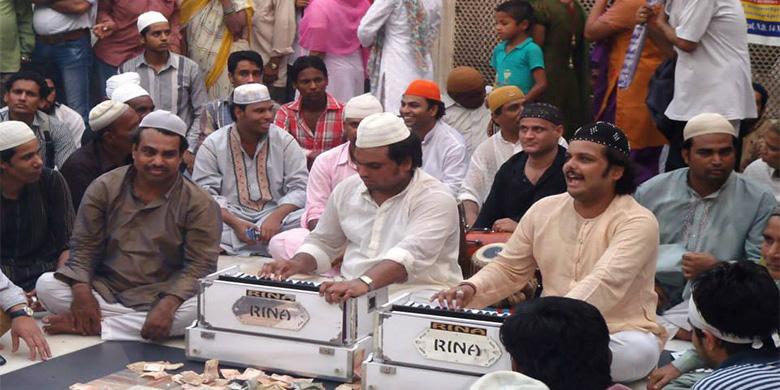 Qawwali-Performance