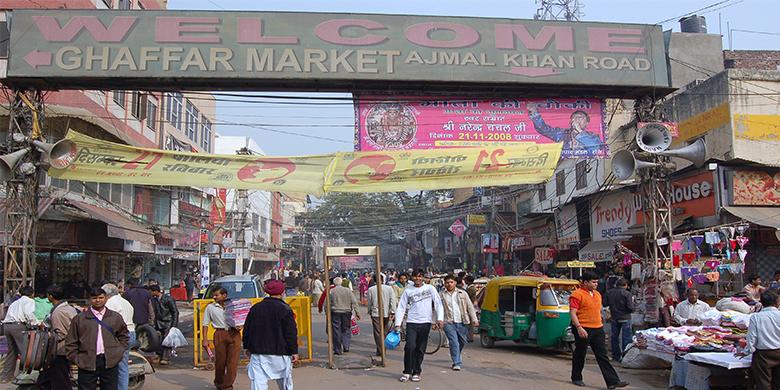 Shopping-In-Delhi