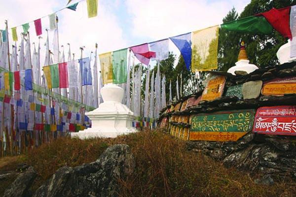 Tashiding-Monastery