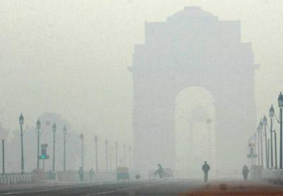 early morning delhi