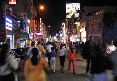 Bangalore Cantonment Tour