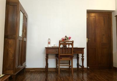 pondicherry accommodation, double room