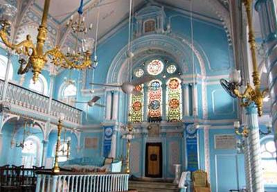 Mumbai Jewish Heritage Tour