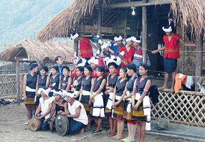 Tribal Assam