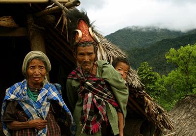 Tribal North East India